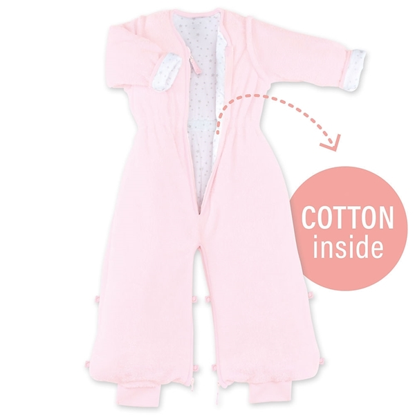 Picture of Bemini Magic Bag Υπνόσακος Softy Jersey Pink 2 Tog, 18-36 Μηνών
