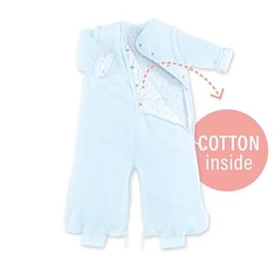Εικόνα της Bemini Magic Bag Υπνόσακος Softy Jersey Blue 2 Tog, 3-9 Μηνών