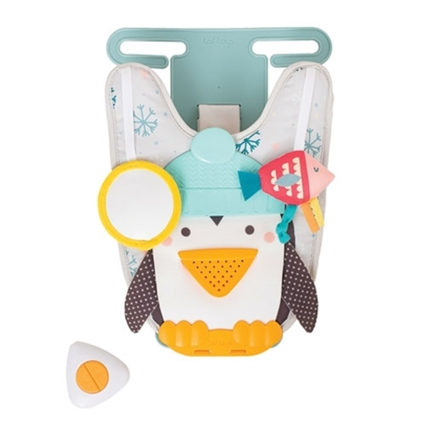 Picture of Taf Toys Παιχνίδι Δραστηριοτήτων Penguin Play & Kick Car Toy