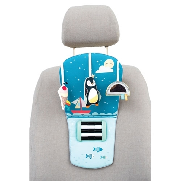 Picture of Taf Toys Παιχνίδι Δραστηριοτήτων North Pole Feet Fun Car Toy