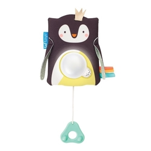 Picture of Taf Toys Κρεμαστό Παιχνίδι Prince The Penguin Baby Soother