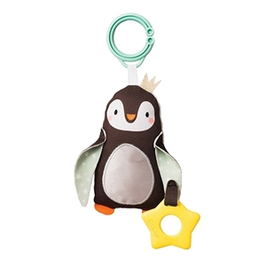 Εικόνα της Taf Toys Κουδουνίστρα Prince The Penguin