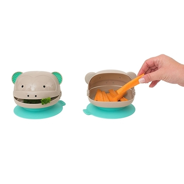 Picture of Taf Toys Πιατάκι Mealtime Monkey - Hide & Eat