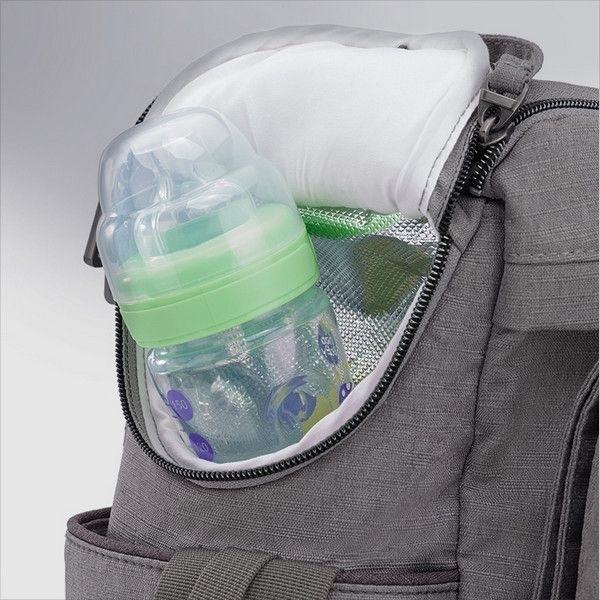 Picture of Inglesina Τσάντα Αλλαγής Aptica Dual Bag, Cashmere Beige