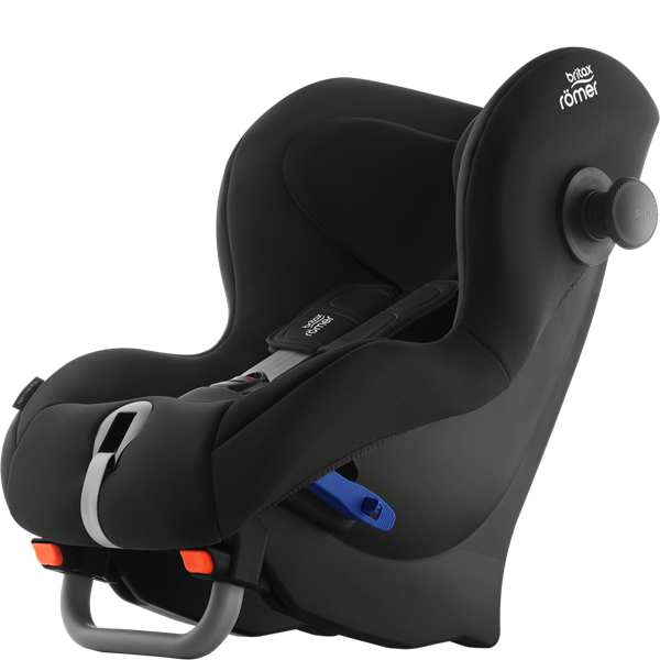 Picture of Britax Romer Κάθισμα Αυτοκινήτου Max Way Plus 9-25kg. Cosmos Black
