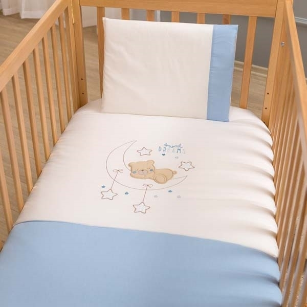 Picture of FunnaBaby Σετ Σεντόνια Sweet Dream Blue