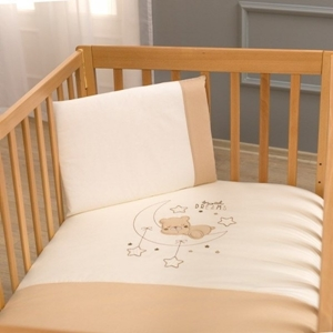 Picture of FunnaBaby Σετ Σεντόνια Sweet Dream Beige