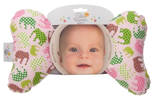 Picture of Baby Elephant Ears Μαξιλαράκι Στήριξης - Pink Elephant