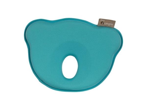 Picture of Bo Jungle Εργονομικό Μαξιλάρι Κατά του Επίπεδου Κεφαλιού Turquoise