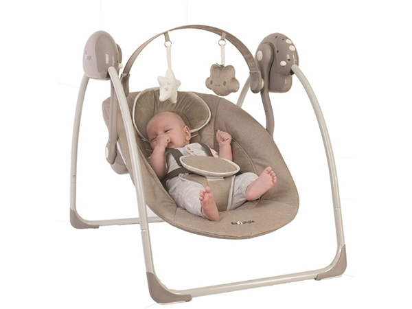 Picture of Bo Jungle Portable Swing - Ρηλάξ Κούνια Taupe