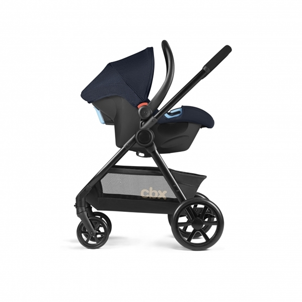 Picture of CBX Πολυκαρότσι Onida Travel System 2 in 1, Jeans