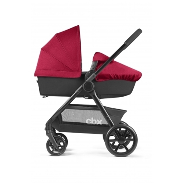 Picture of CBX Πολυκαρότσι Onida Travel System 2 in 1, Red