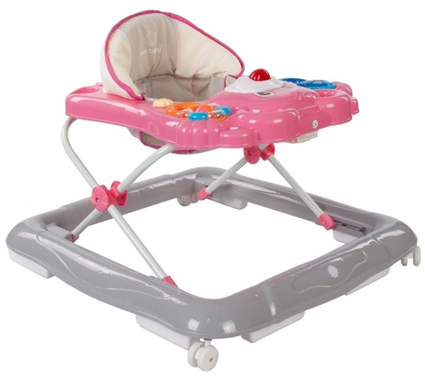 Picture of SunBaby Στράτα Bear Pink