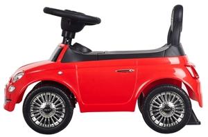 Picture of SunBaby Ποδοκίνητο Αυτοκίνητο Fiat 500 Red