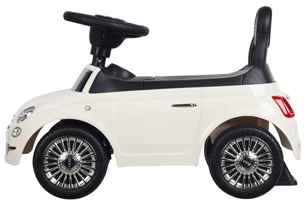 Picture of SunBaby Ποδοκίνητο Αυτοκίνητο Fiat 500 Gelato White