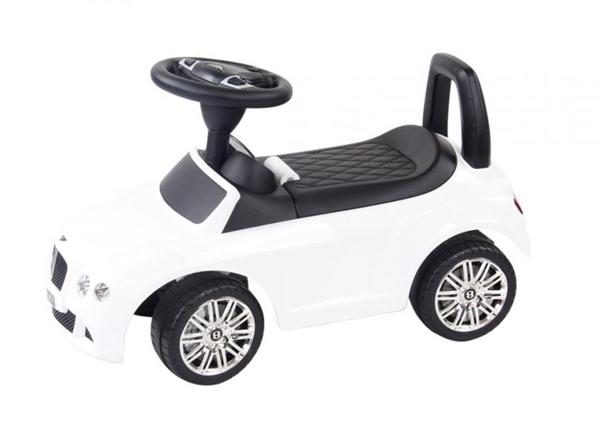 Picture of SunBaby Ποδοκίνητο Αυτοκίνητο Bentley White
