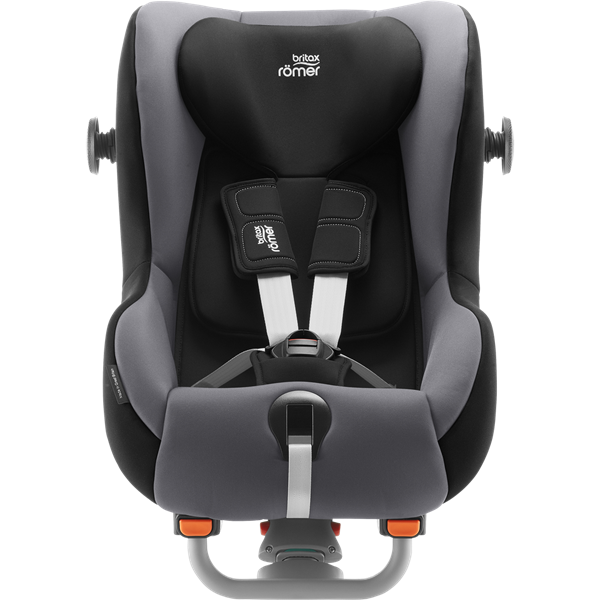 Picture of Britax Romer Κάθισμα Αυτοκινήτου Max Way Plus 9-25kg. Storm Grey