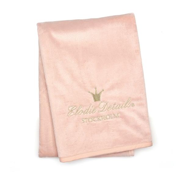 Picture of Elodie Details Κουβέρτα Pearl Velvet Powder Pink