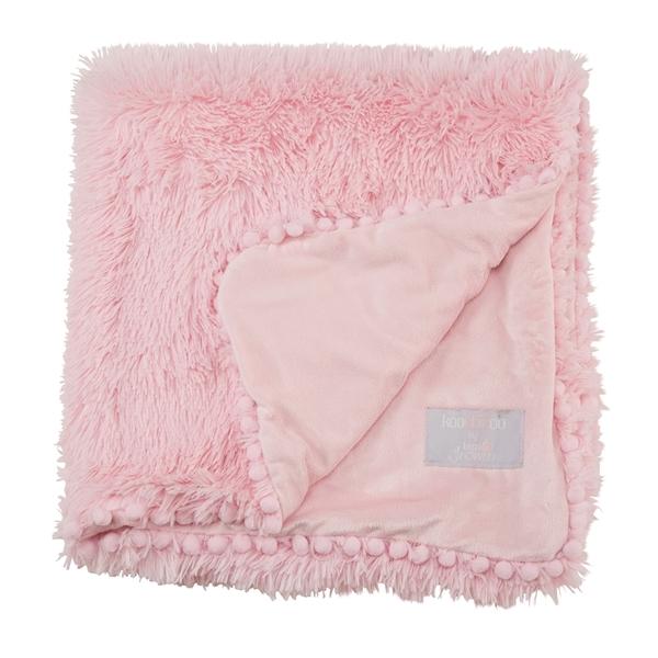 Picture of Bizzi Growin Απαλή Κουβέρτα Koochicoo, Pink
