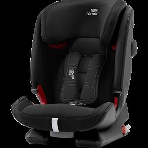 Picture of Britax Κάθισμα Αυτοκινήτου Advansafix IV R 9-36kg. Cosmos Black + Δώρο το Vehicle seat protector αξίας 48€