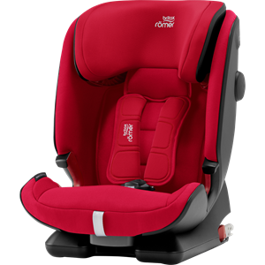 Picture of Britax Κάθισμα Αυτοκινήτου Advansafix IV R 9-36kg. Fire Red + Δώρο το Vehicle seat protector αξίας 48€