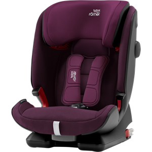 Picture of Britax Κάθισμα Αυτοκινήτου Advansafix IV R 9-36kg. Burgundy Red + Δώρο το Vehicle seat protector αξίας 48€