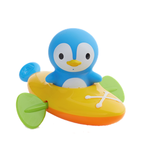Picture of Munchkin Παιχνίδι Μπάνιου Paddlin Penguin