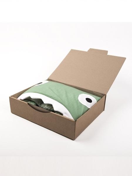 Baby Bites Υπνόσακος Mint Shark 2.5 Tog