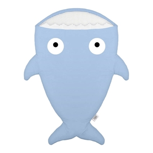 Baby Bites Υπνόσακος Light Blue Shark 2.5 Tog