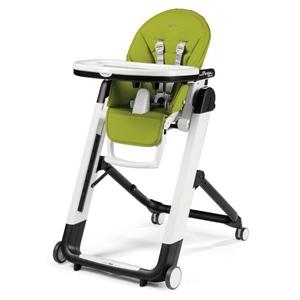 Peg Perego Καρέκλα Φαγητού Siesta Follow Me, Mela & ΔΩΡΟ Μαξιλάρι Baby Cushion