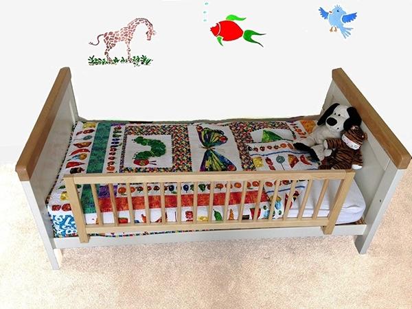 ChildWood Προστατευτικό Κάγκελο Κρεβατιού Natural 120cm.