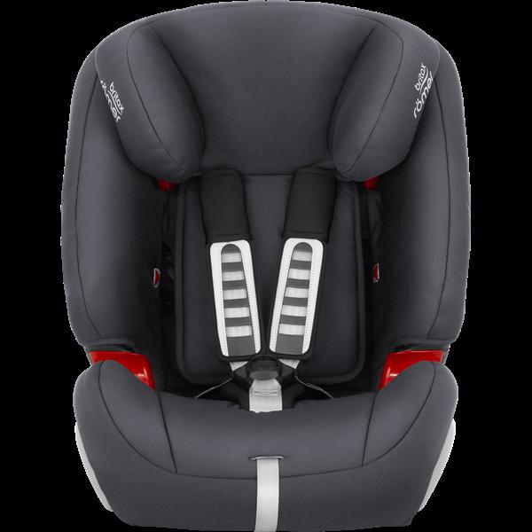 Britax Κάθισμα Αυτοκινήτου Evolva 123 9-36kg. Storm Grey