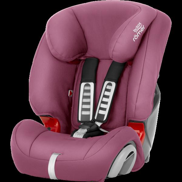 Britax Κάθισμα Αυτοκινήτου Evolva 123 9-36kg. Wine Rose