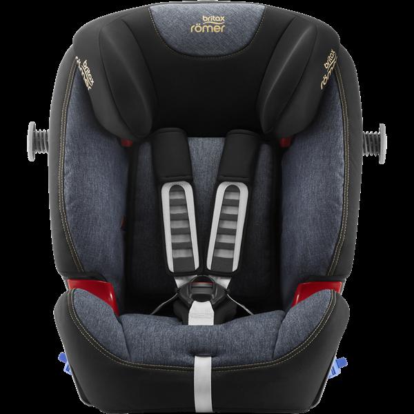 Britax Κάθισμα Αυτοκινήτου Multi Tech III, 9-25Kg Blue Marble