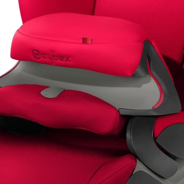 Cybex Κάθισμα Αυτοκινήτου Pallas S-Fix 9-36kg. Rebel Red