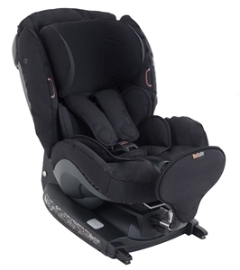 BeSafe iZi Kid X2 i-Size Παιδικό Κάθισμα Αυτοκινήτου Fresh Black Cab