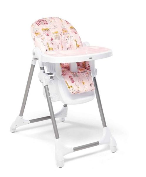 Mamas & Papas Κάθισμα Φαγητού Snax, Circus Pink