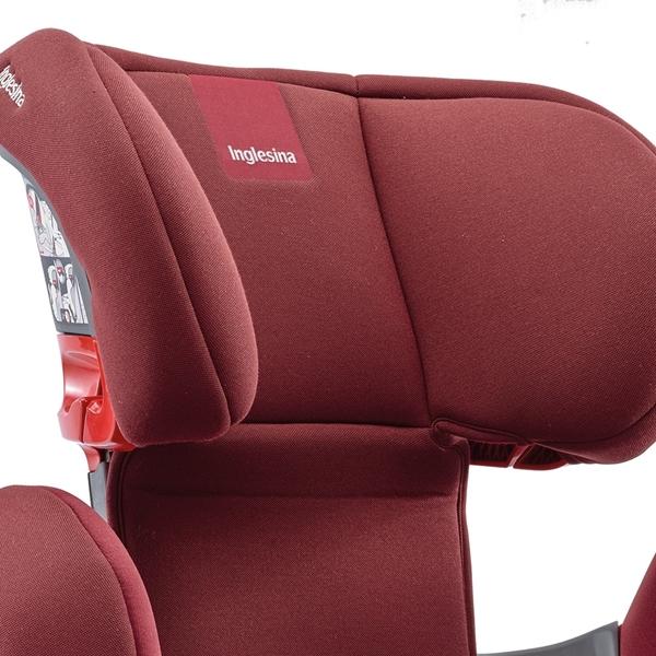 Inglesina Παιδικό Κάθισμα Αυτοκινήτου Galileo I-Fix 15-36kg. Black