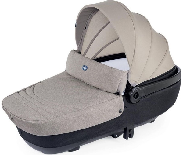 Chicco Πολυκαρότσι Trio Best Friends Light, Beige