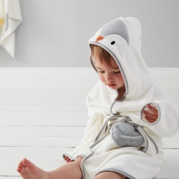 "GroRobe Μπουρνούζι ""Poppy the Penguin"""