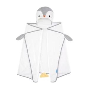 """Grotowel Πετσέτα με Κουκούλα """"Poppy the Penguin"""""""
