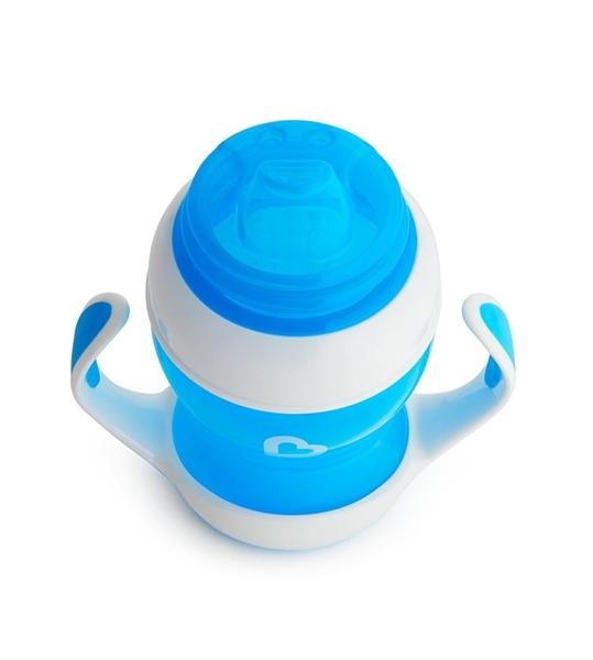 Munchkin Εκπαιδευτικό ποτηράκι - Gentle First Cup Blue 118ml.