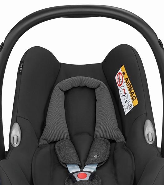 Maxi Cosi Κάθισμα Αυτοκινήτου Cabrio Fix, 0-13 kg. Nomad Black