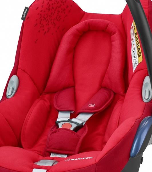 Maxi Cosi Κάθισμα Αυτοκινήτου Cabrio Fix, 0-13 kg. Vivid Red