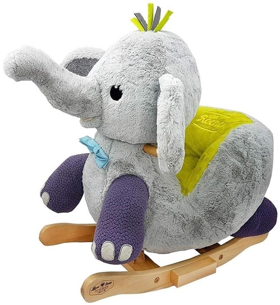 Gerardo's Toys Κουνιστό Little Rocker Elephant