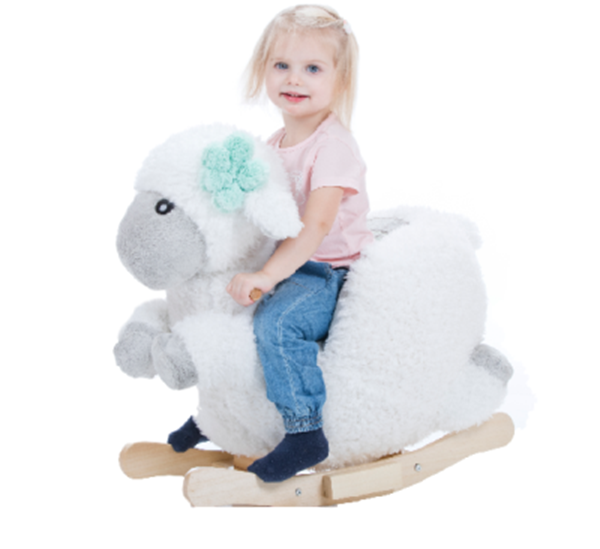 Gerardo's Toys Κουνιστό Little Rocker Sheep