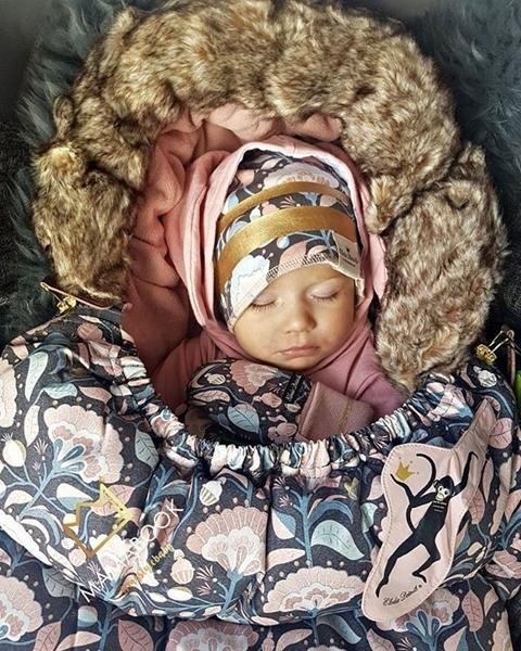 Elodie Details Υπνόσακος Καροτσιού Midnight Bells