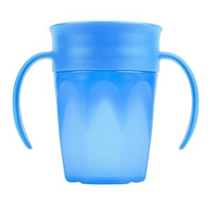 Dr. Browns Κύπελλο Cheers 360° Με Λαβές Σιέλ 200ml