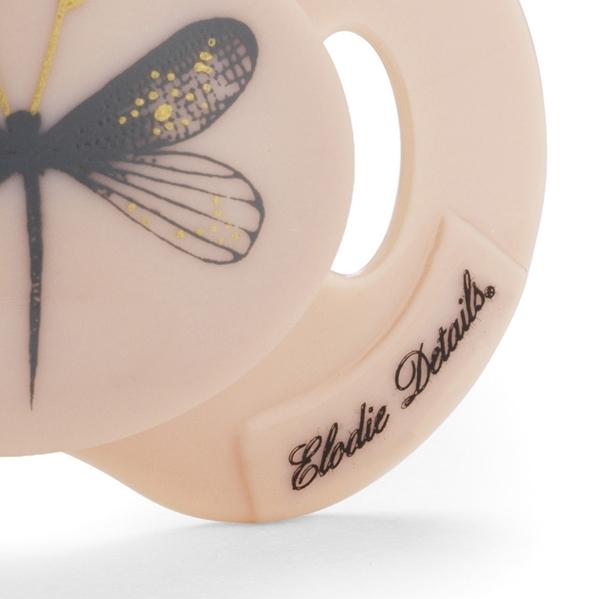 Elodie Details Πιπίλα Σιλικόνης Dragon Fly 3M+