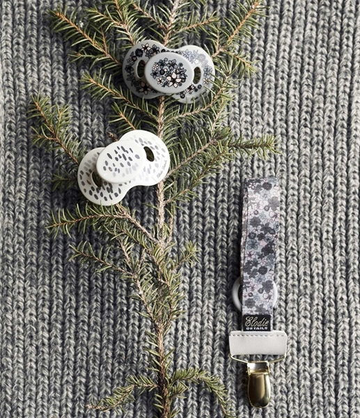 Elodie Details Πιπίλα Σιλικόνης Petite Botanic 3M+